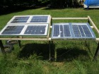 How to passively cool solar panels to increase output