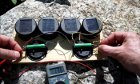 Solar Garden Light Hack - Make A Solar Battery Charger
